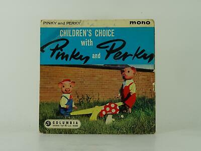 PINKY AND PERKY, CHILDRENS CHOICE, 26, VG/EX, 2 Track, 7  Single, Picture Sleeve • 3.02£