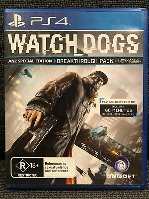 AU20 • Buy PS4 Watch Dogs