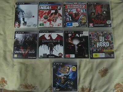 AU5 • Buy Play Station 3 Games With User's Manual Best Prices
