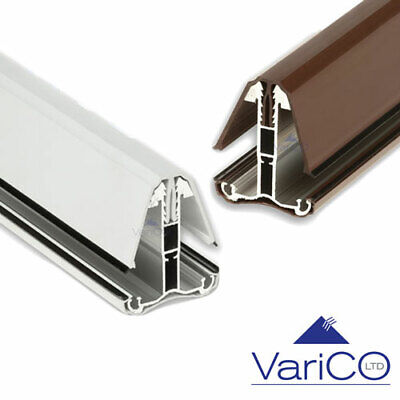 Glazing Bars Self Supporting For 16mm / 25mm / 35mm Polycarbonate Sheet • 37.99£