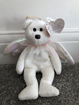 Ty Beanie Baby Halo -RARE BROWN NOSE • 180£