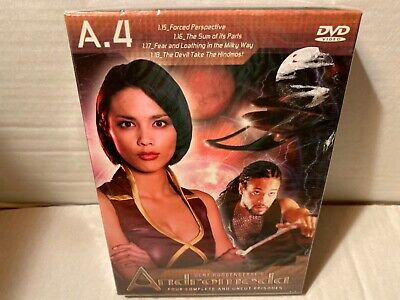 ANDROMEDA A.4 Four Complete And Uncut Episodes • 3.95£