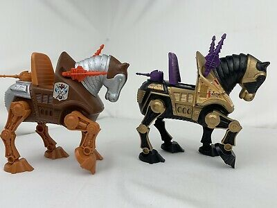 $27.99 • Buy Vintage He-Man MOTU Horses Night Stalker And Stridor USED