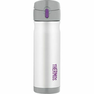 AU24.95 • Buy THERMOS 470ml Stainless Steel Vacuum Insulated Commuter Bottle - White