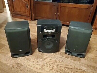 $40 • Buy Pair Of Aiwa SX-NV20 3-Way Bookshelf Speakers  + One RCA RS2768IE Speaker