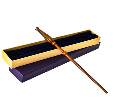 Harry Potter Characters Luna Lovegood Magical Wand In Box Cosplay Props • 9£