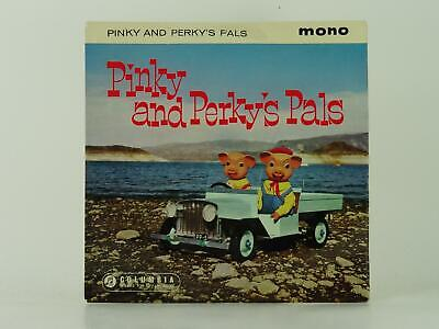 PINKY AND PERKY, WHEN THE RED, RED ROBIN, 62, VG/VG, 2 Track, 7  Single, Picture • 3.02£