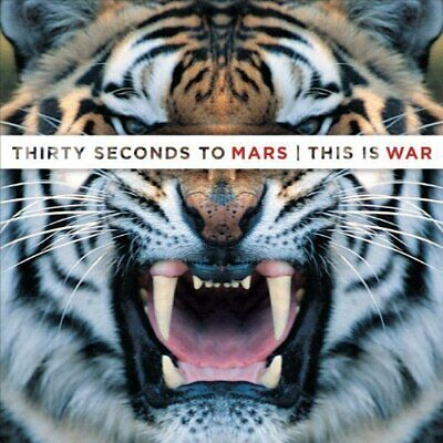 £8.13 • Buy 30 Seconds To Mars + CD + This Is War (2009)