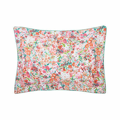 Yves Delorme | Milfiori Pillowcase 100% Cotton 200tc 60% Off Rrp • 27£