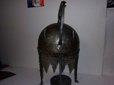 $375 • Buy 18th Century, Indo Persian Steel War Helmet