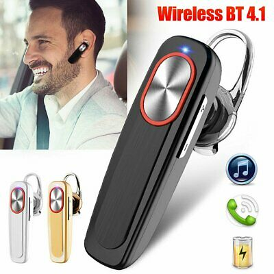 $11.99 • Buy Bluetooth Headset Wireless In-ear Stereo Headphones Handfree Earphone Earbud