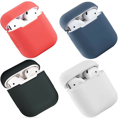 AU3.52 • Buy Shockproof For Apple AirPods Case Cover Skin Slim Silicone Anti Scratch Falling
