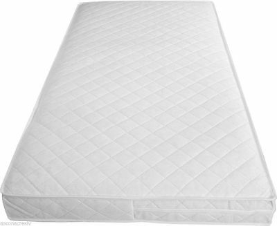 £44.99 • Buy New Kids Cot Bed/toddler Quilted Fully Breathable Waterproof Mattresses All Size