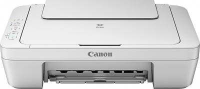 AU39.95 • Buy Canon PIXMA MG2560 3-in-1 Color Inkjet MFP Printer WITHOUT Starter Inks & Cables