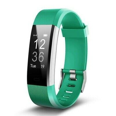 AU19 • Buy Activity Fitness Tracker Heart Rate Pedometer AU SELLER