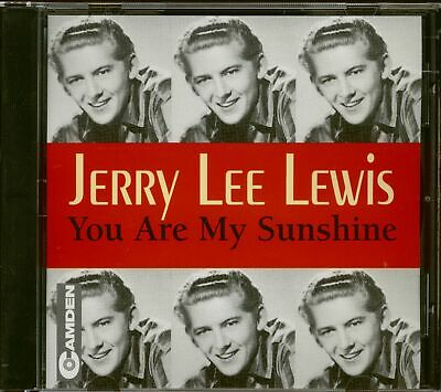 Jerry Lee Lewis - You Are My Sunshine (CD) - Rock & Roll • 28.63£