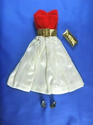 $ CDN54.13 • Buy Vintage Barbie Silken Flame #977 Complete Outfit ~ Excellent Condition