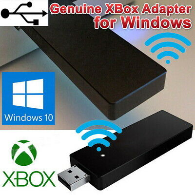 AU26.99 • Buy For Wireless Xbox One Controller Adapter Receiver Stick Microsoft Windows PC USB