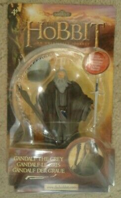 NEW Lord Of Rings Gandalf The Grey 6  Figure The Hobbit An Unexpected Journey • 13.99£