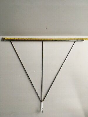$ CDN14.04 • Buy WEBER Kettle GRILL Base Support Frame USED Replacement Part For 18  18.5  Grill