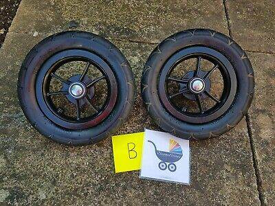 Baby Jogger City Mini GT Back/Rear Wheel. Fits Single And Double Versions • 12.95£