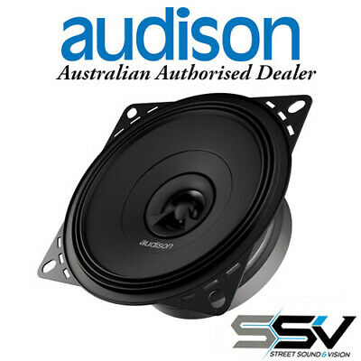 AU145 • Buy Audison APX 4 Two Way Coaxial 4 Inch