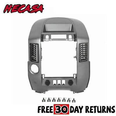 $59.93 • Buy Center Dash Radio Ac Bezel Instrument Panel Lid For 04-06 Nissan Titan Armada XE