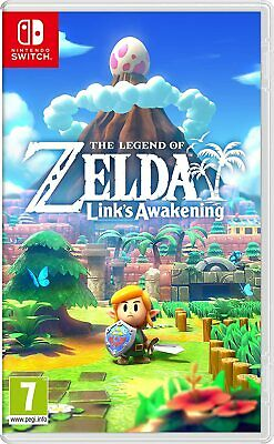 $53.19 • Buy NEW The Legend Of Zelda -Link's Awakening  - Nintendo Switch (Region Free)