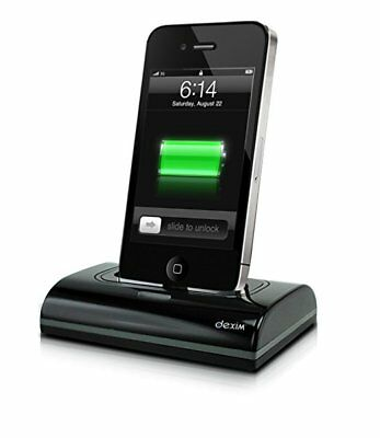 Dexim DCA192 Dock Charger For IPhone 4/3GS/3G/iPod • 9.99£