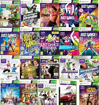 £9.99 • Buy XBox 360 Kinect Xbox 360 Buy 1 Or Bundle Up - Super Fast Delivery