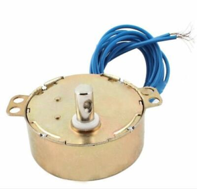 Microwave Motor 230V 5/6rpm TDY50 4W Synchronous Motor • 4.99£