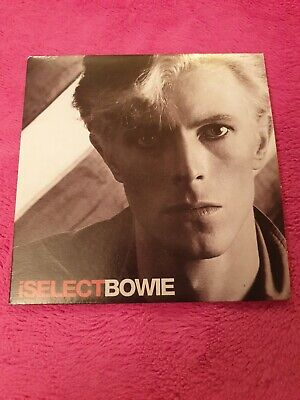 David Bowie - Iselect Cd - Daily Mail Promo • 4£