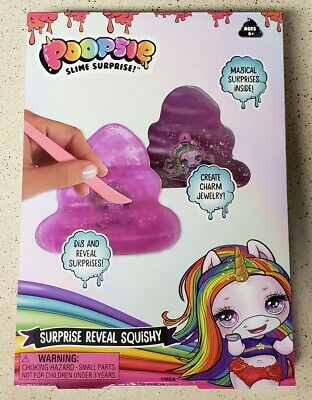 AU8.54 • Buy Poopsie Slime Magical Surprise Reveal Squishy Charm Jewelry~NEW~US SELLER