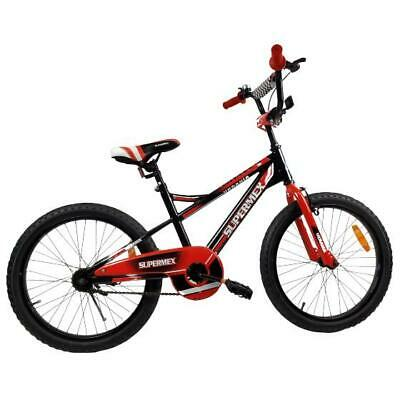 AU149 • Buy NEW  Supermax Boys 20  BMX Push Kids Bike - Red