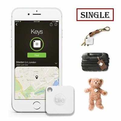 Tile Mate GPS Bluetooth Tracker - Key Finder Locator - IPhone Android - Single • 13.95£