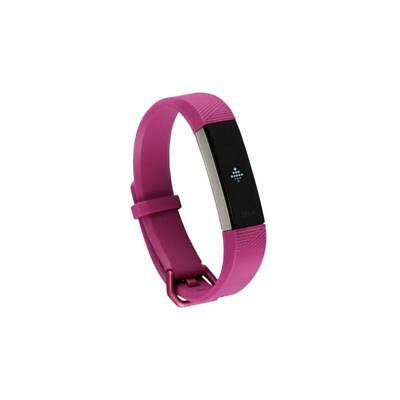 View Details Fitbit Alta HR Fitness Activity Tracker With Heart Rate - Fuchsia - Large • 78.95£