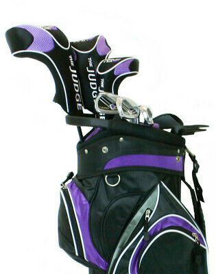 AU282.87 • Buy Founders Club The Judge Ladies Compete Golf Set - Ladies Graphite Flex Shafts
