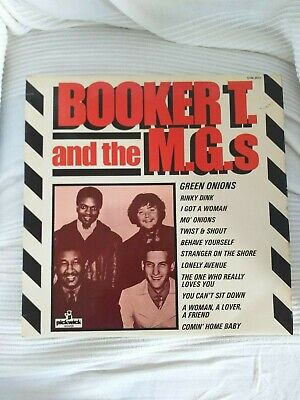 Booker T. And The M.G.s Green Onions Vinyl LP • 34.99£