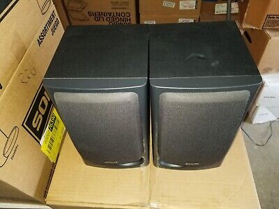 $45 • Buy Set Of Two Aiwa Speakers Sx-n3200 Good Condition