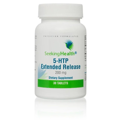 AU20.99 • Buy Seeking Health 5-HTP Extended Release 200mg