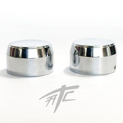 $42.99 • Buy Suzuki Ransom Machine Chrome Fork Caps 99-07 Hayabusa 96-05 Gsxr 600/750/1000