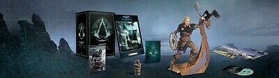 AU598 • Buy Assassin's Creed Valhalla Collector's Edition Xbox ONE BRAND NEW