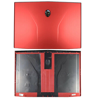 $ CDN78.93 • Buy New Top Lid LCD Back Cover Red 00MKH2 0MKH2 For Dell Alienware M17X R3 R4