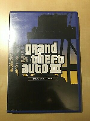 AU6.50 • Buy GRAND THEFT AUTO III - PS2 - With Manual - Free Postage