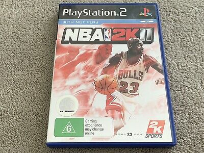 AU10.99 • Buy NBA 2K11 PS2 PlayStation 2 Game PAL Complete