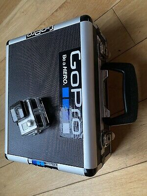 $ CDN340.92 • Buy Go Pro Hero 3 With Aluminium Case And Loads Of Accessories