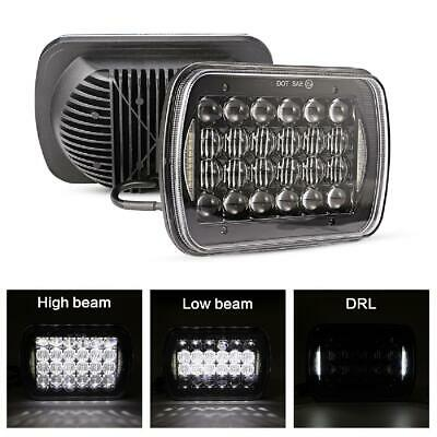 AU102.67 • Buy For Ford F250 F350 F450 F550 Super Duty 2Pcs 5x7  LED Headlights 7x6  DOT Sealed