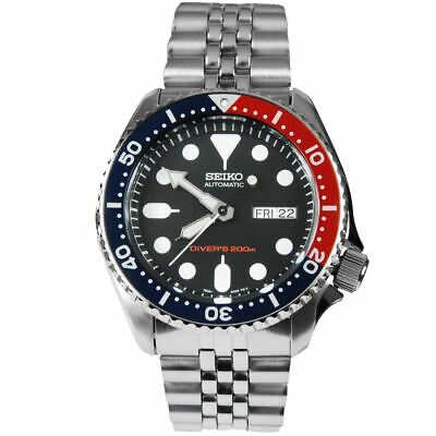 $ CDN349 • Buy SEIKO AUTOMATIC DIVER WATCHES SKX009K2 200 Meters TRUSTED SELLER 100%