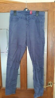 Skinny Size 12 Purple Jeans New Look Yes Yes  • 2.40£