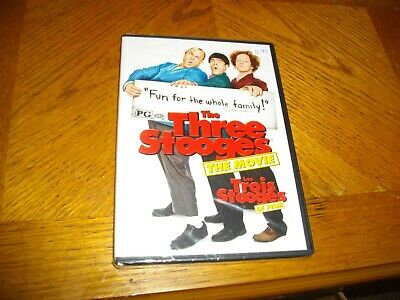 The Three Stooges (DVD, 2012, Canadian) • 6.49£